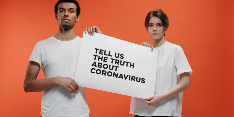 coronavirus social media marketing